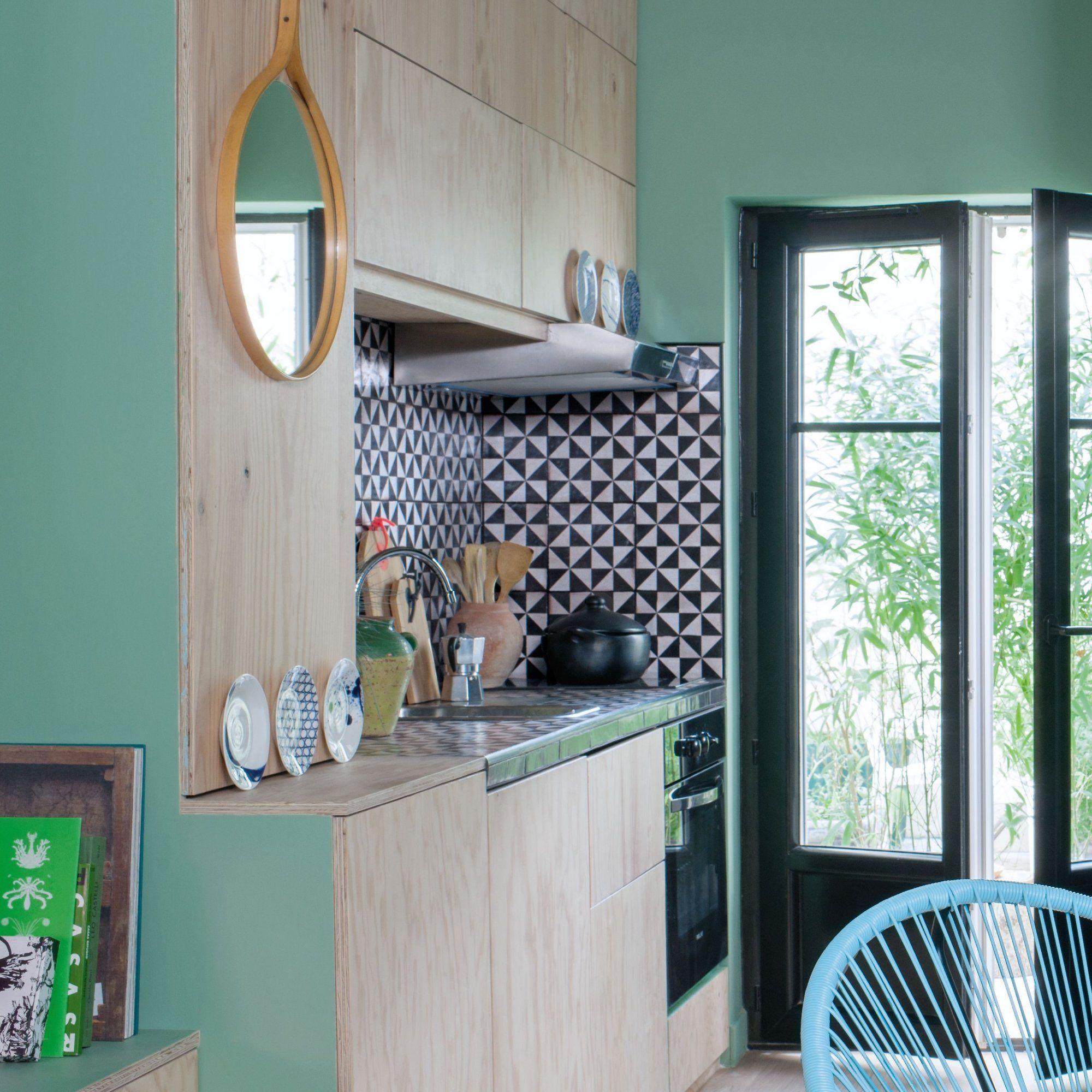 Best Kitchen Splashback Ideas & Cool Tile Decoration That