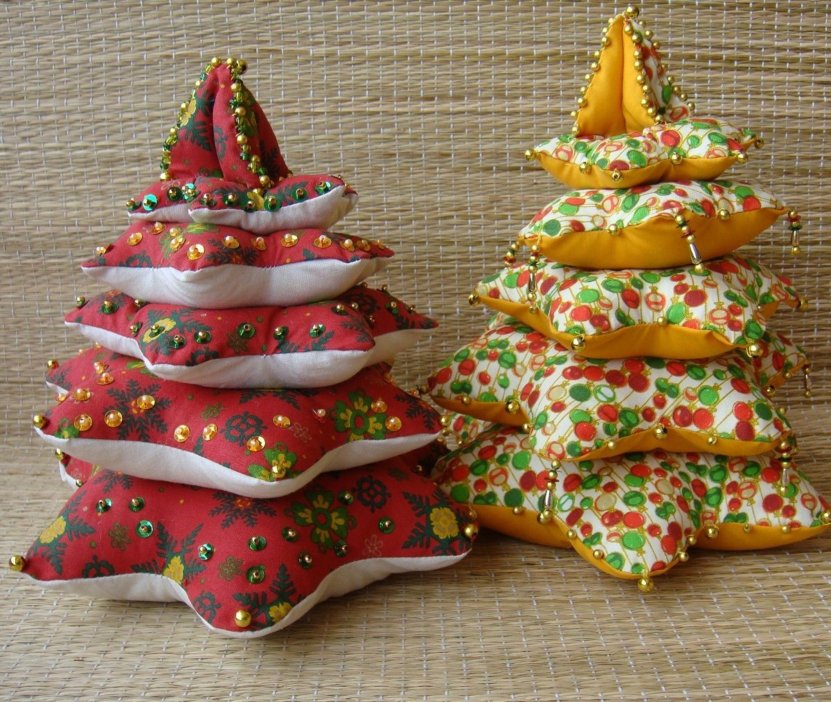 ideias para presente natal patchwork - Pesquisa Google