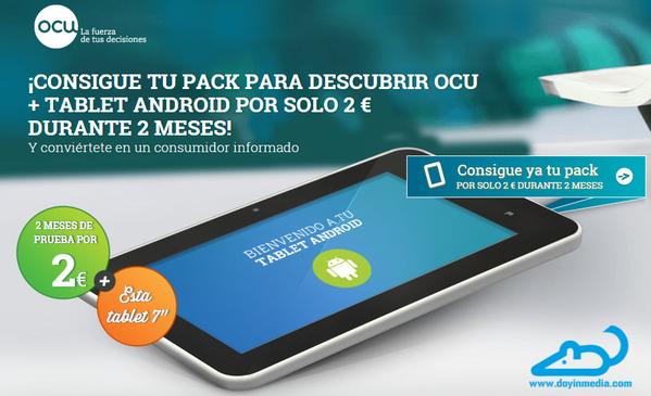 Aprovechate,conviertete en un consumidor #informado y llevate una #tablet #android http://goo.gl/pAFmOK