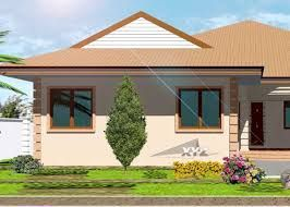 Image Result For Ghana House Plans House Plans One Storey House House Design
