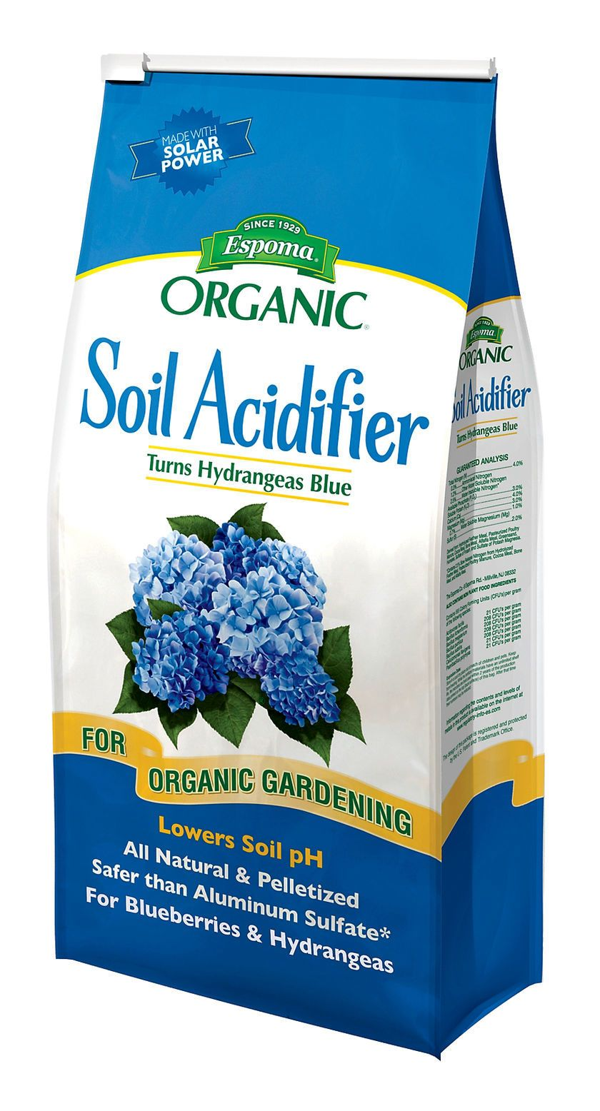 How To Lower Ph In Soil Organic Espoma Soil Acidifier With