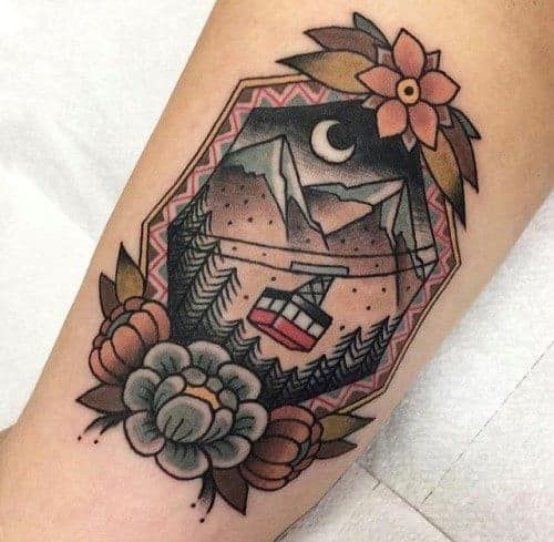 Photo of Top 103 American Traditional Tattoos [2021 Inspiration Guide]