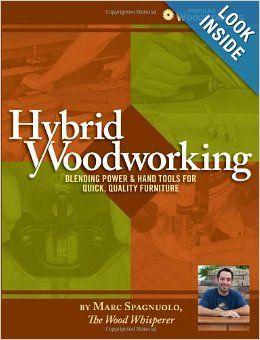 Hybrid Woodworking Blending