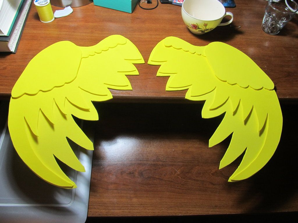 More Fluttershy cosplay wings WIP by SatsubatsuNiwa.deviantart.com on @deviantART & More Fluttershy cosplay wings WIP by SatsubatsuNiwa.deviantart.com ...
