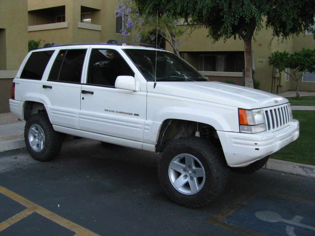 Fs Lifted 96 Grand Cherokee Limited Naxja Forums North American Xj Association Grand Cherokee Limited