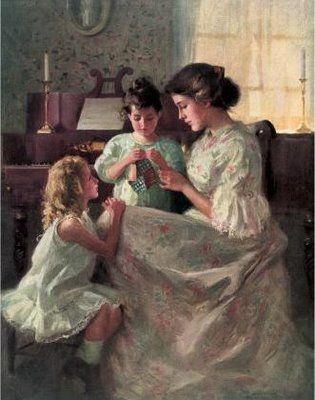 Housewifery in 1800′s ~ « Practical Housewifery