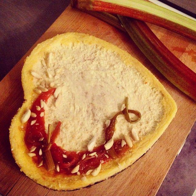 #raparperihaaste #droetker #leivojakoristele