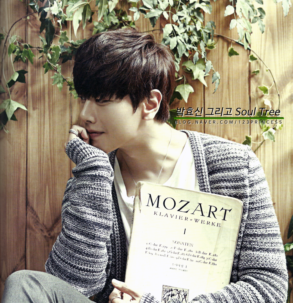Beautiful Park Hyo Shin 3