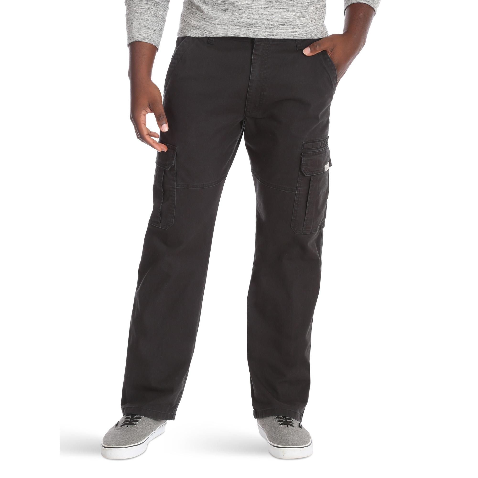 Wrangler Wrangler Men S Relaxed Fit Stretch Cargo Pants Walmart Com In 2021 Cargo Pant Relaxed Fit Black Stretch [ 2000 x 2000 Pixel ]