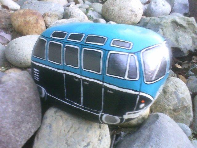 Custom VW Volkswagen Bus
