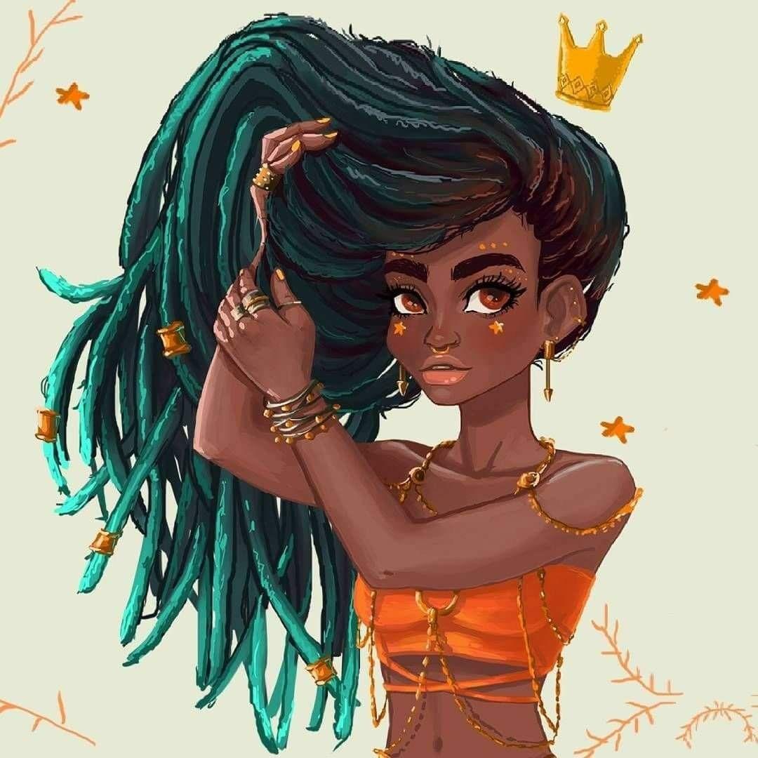 Epingle Par T Yonia Sur Creartive Black Art Art Black Love Art Afro