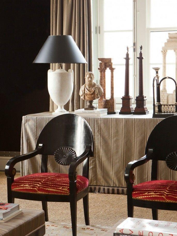Luis Bustamante, exclusive interior designer based in Madrid | Covet ...