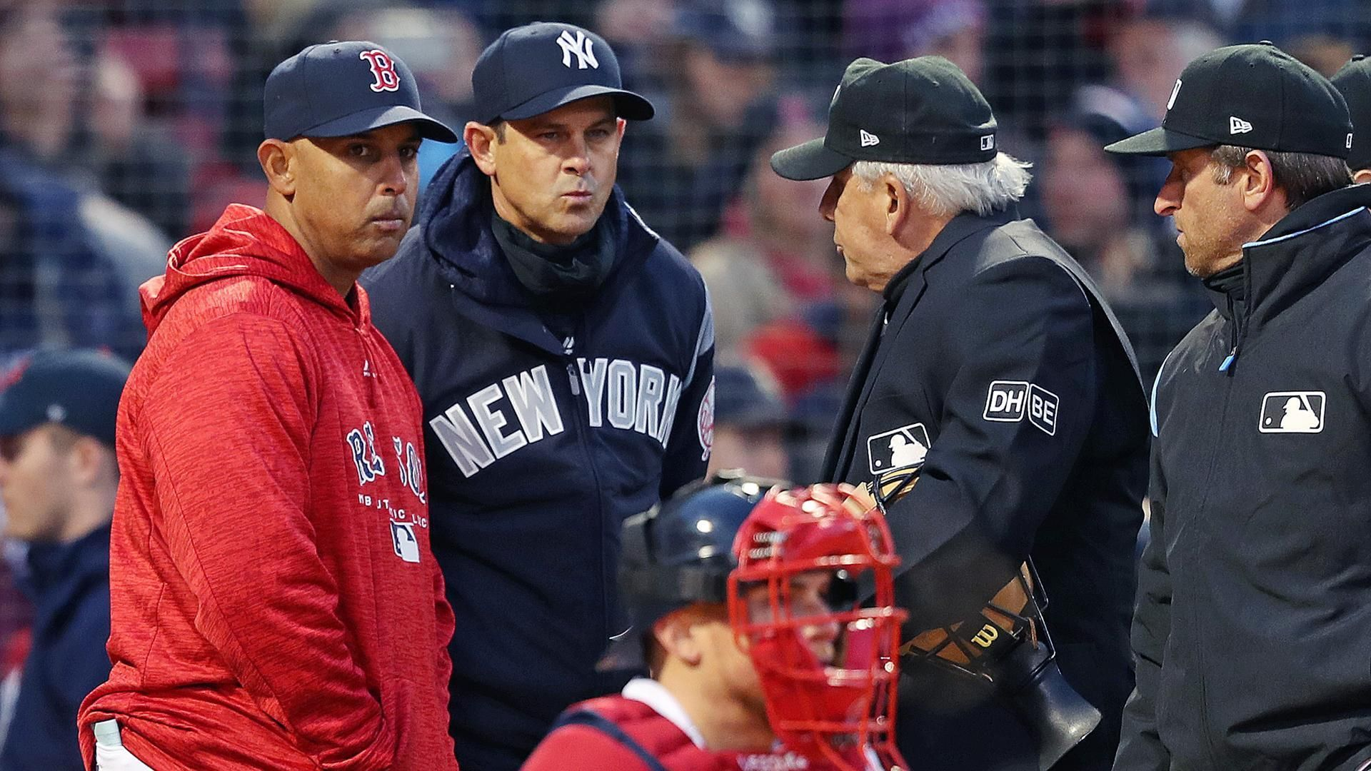 Amazingly These Rookies Have Managed To Handle Adversity Boston Red Sox New York Yankees Fenway Park