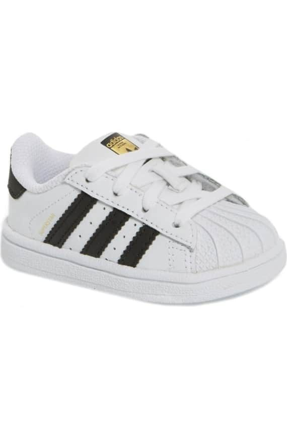 low priced ca6c6 ecf66 adidas  Sparkle Superstar 2  Sneaker (Toddler   Little Kid) available at   Nordstrom   Mia Mia   Adidas, Sneakers, Adidas sneakers