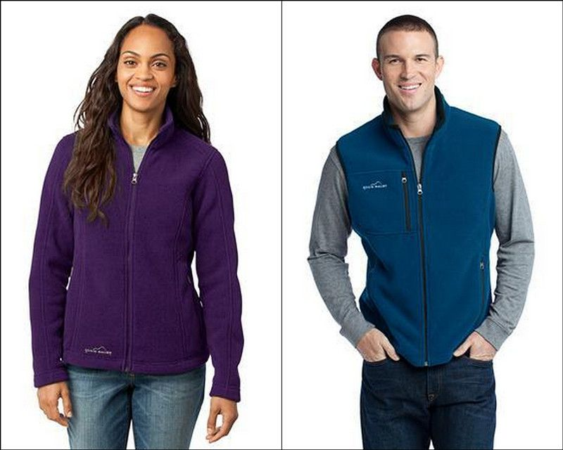 Eddie Bauer Fleece Apparel from NYFifth