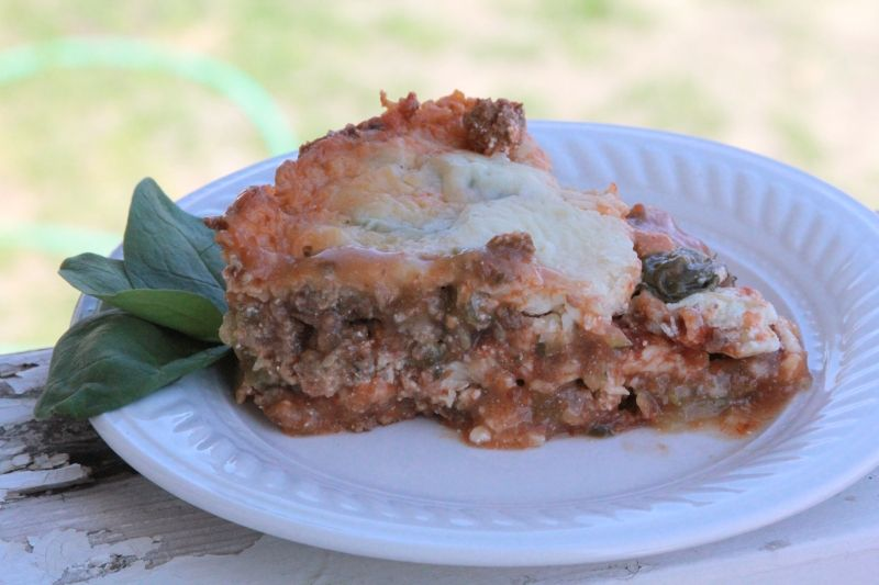 Low Carb Crockpot Lasagna  I Have Done This Recipe MANY Times And I Love It