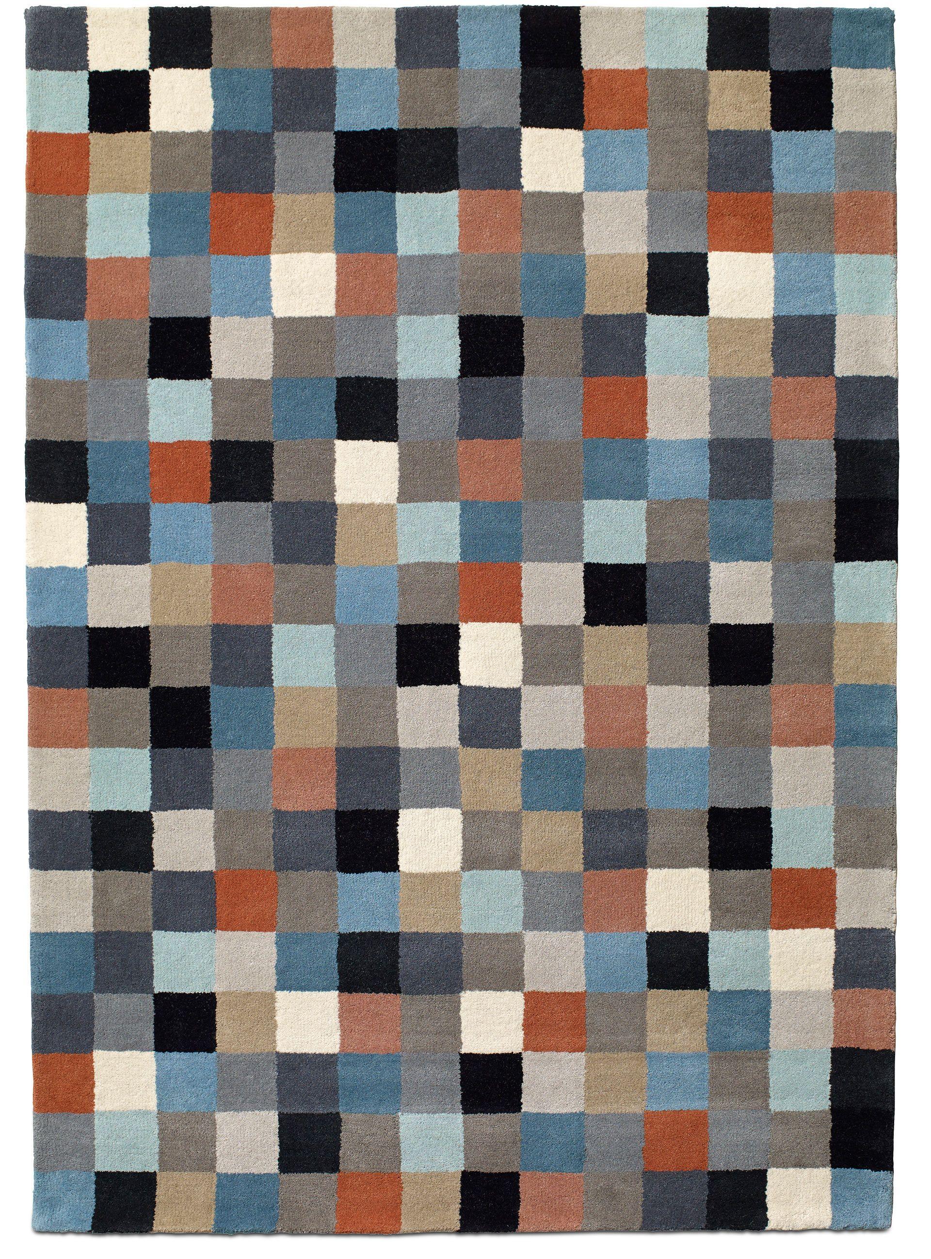Pixel Rug Boconcept 649 Modern Rugs Rugs Handmade Rugs