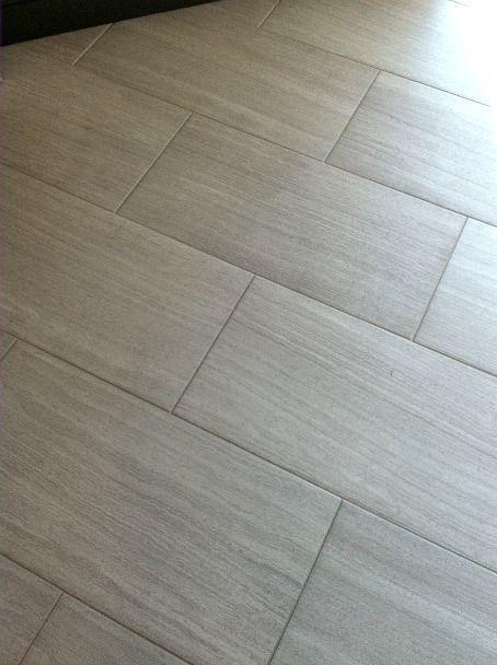 florim stratos avorio 12x24 porcelain tile master bathroom floor