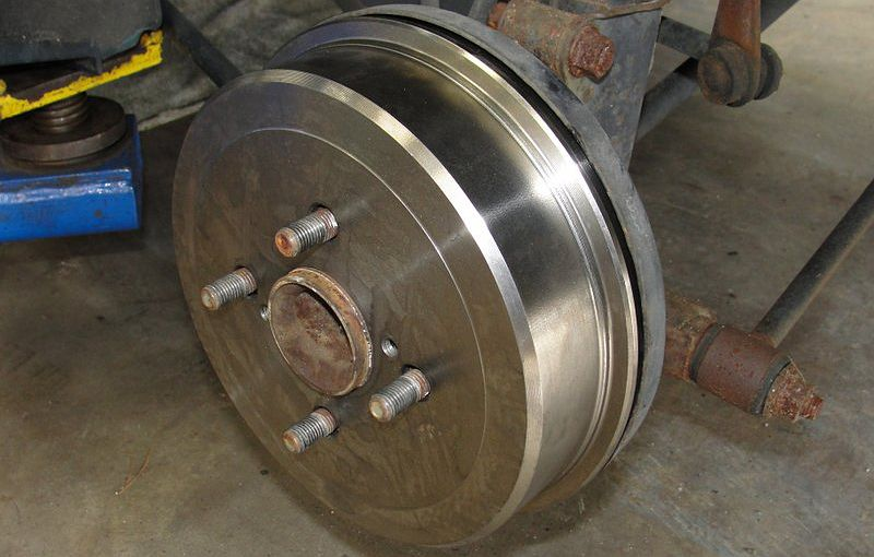 How To Change Your Vehicle S Drum Brakes Brake Service Brake Replacement Drum Brake