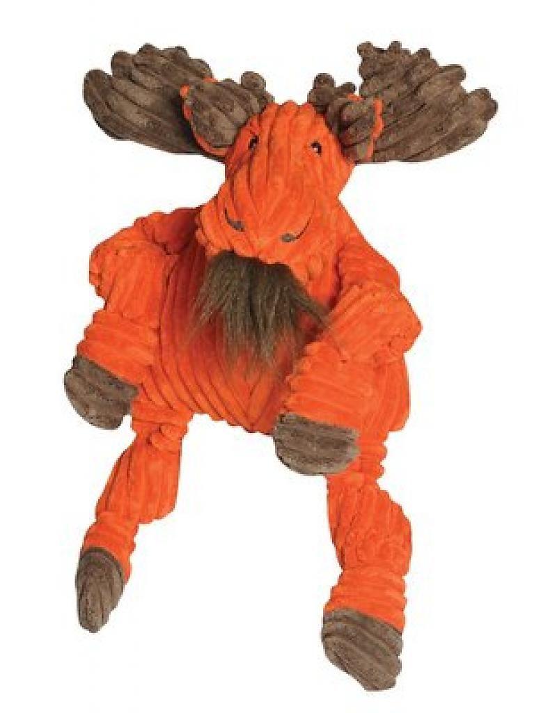 Hugglehounds Woodland Knotties Moose Small Dog Toys Pet