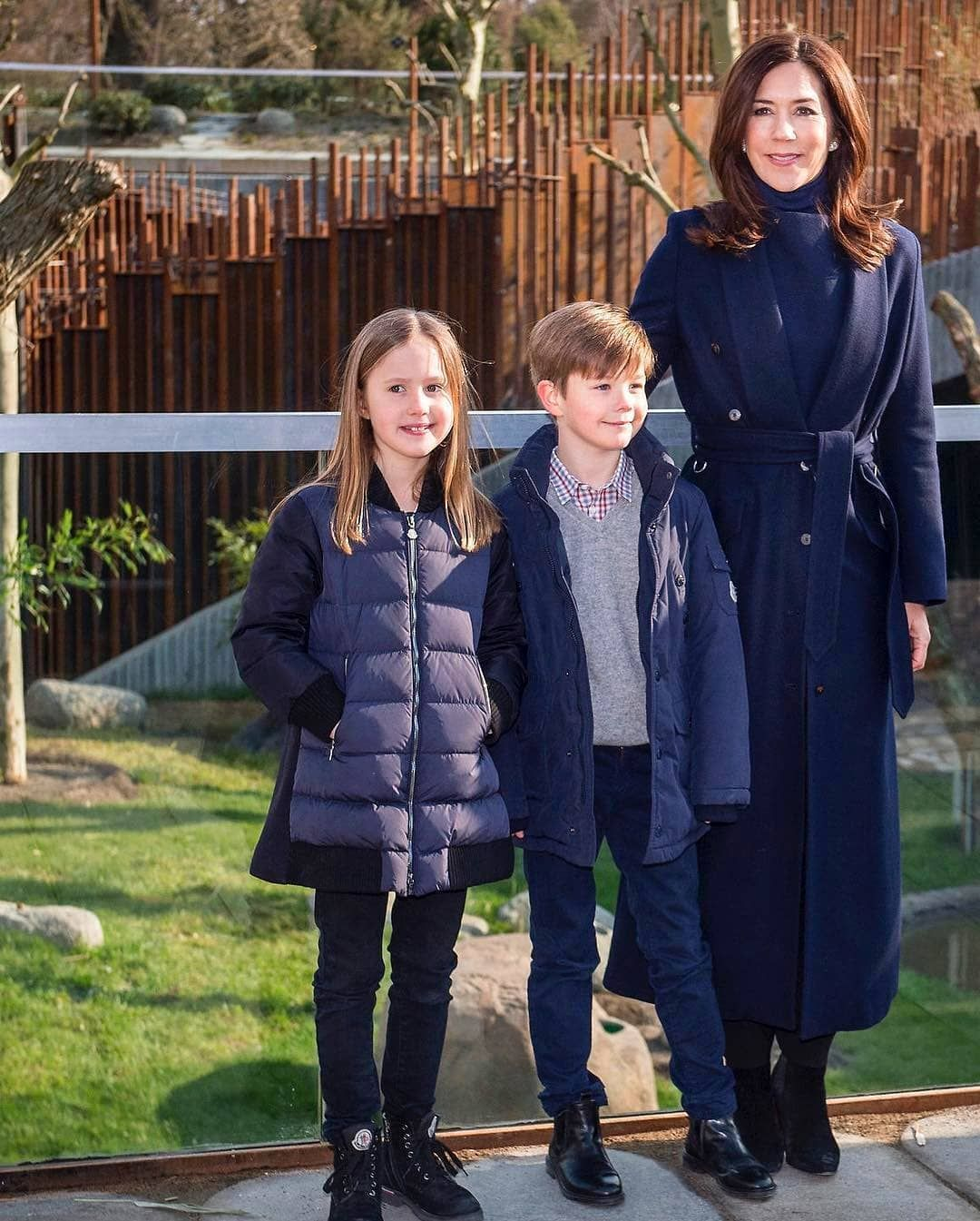 H K H Prinsesse Josephine On Instagram Josephine And Her Twin Brother Vincent Joined Their Mama Crown Princ Princess Mary Crown Princess Mary Crown Princess