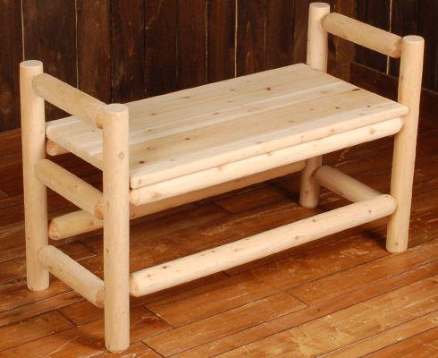 Rustic Log Furniture, Rocky Top Log Furniture