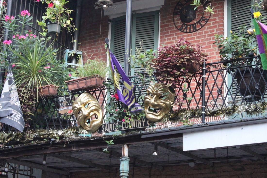 New Orleans, always worth a visit!!!