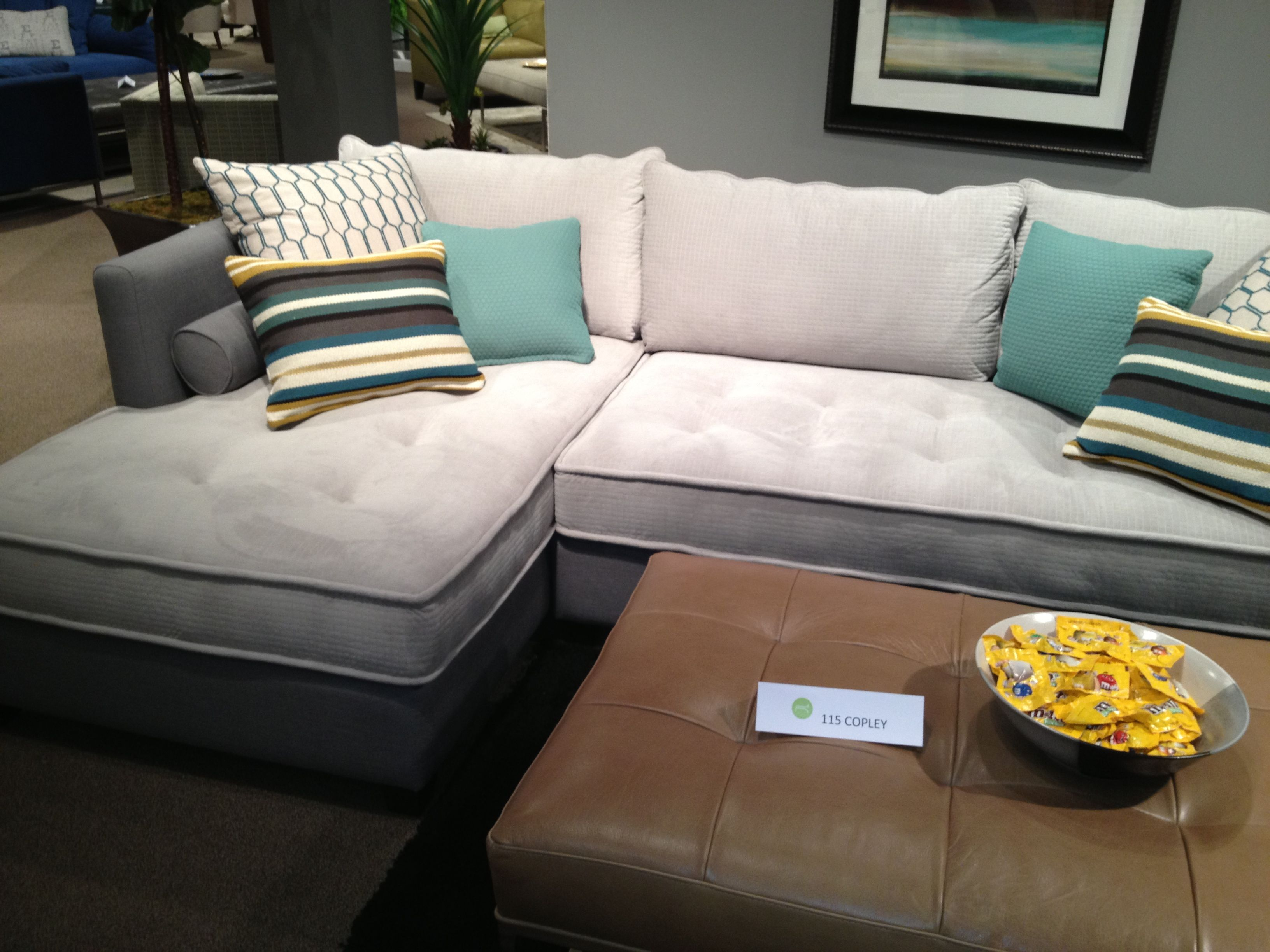 Jonathan Louis sectional sofa Sweet Living room