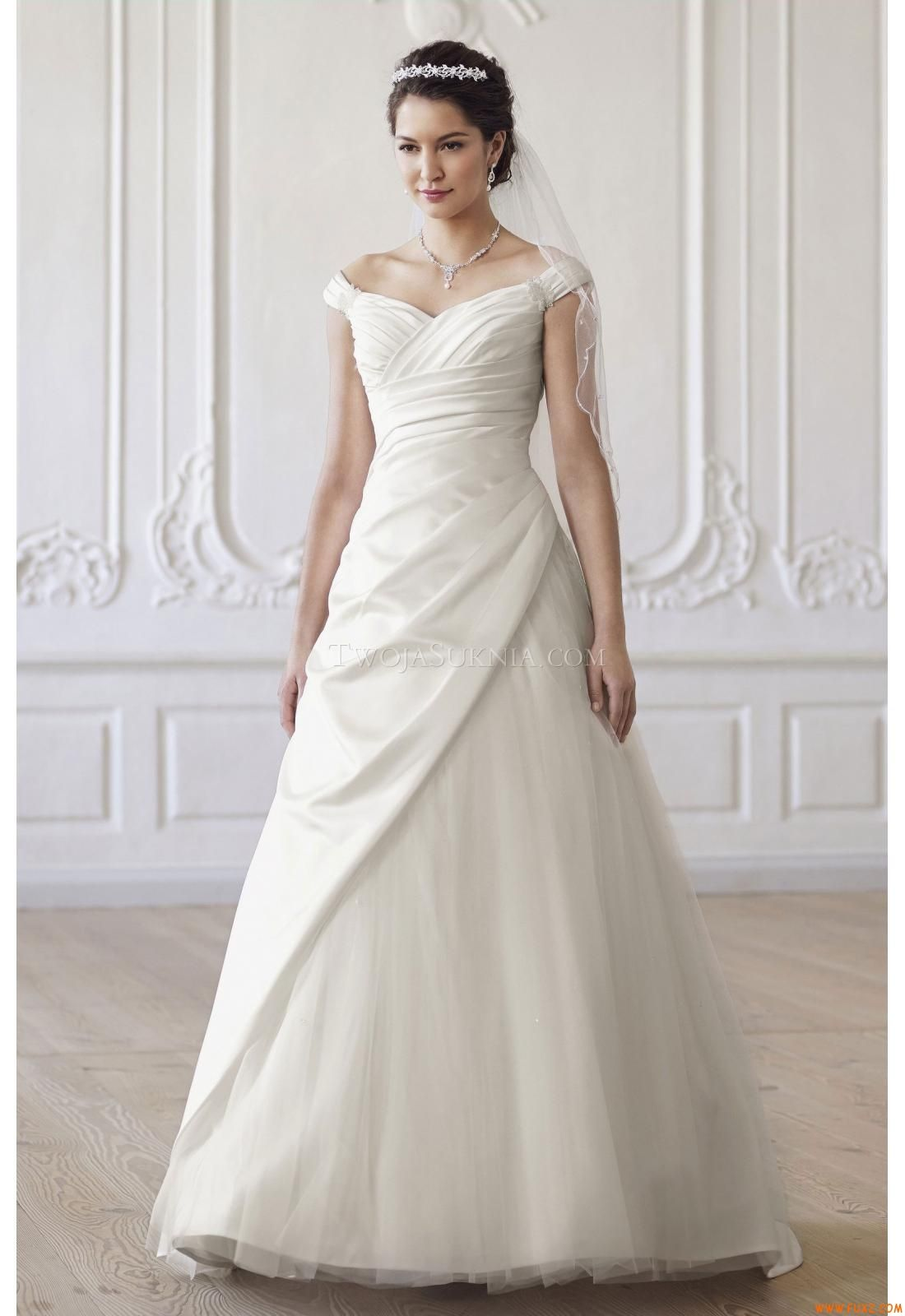 Wedding Dresses Lilly 08-3259-CR Lilly 2014
