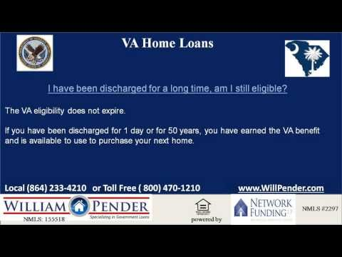 Va Eligibility Sc Call Will Pender At 864 233 4210 To Learn More