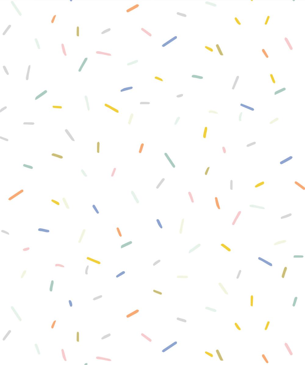 Confetti Wallpaper, Delightful Kids Wallpaper • Milton & King