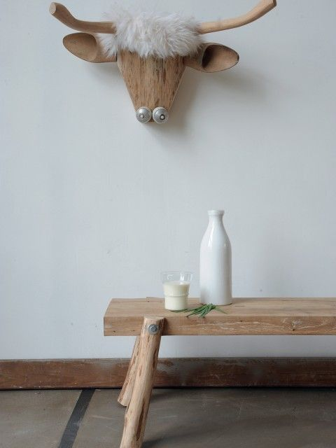 Fafa des Bois - lovely wooden objetcs for kids' rooms