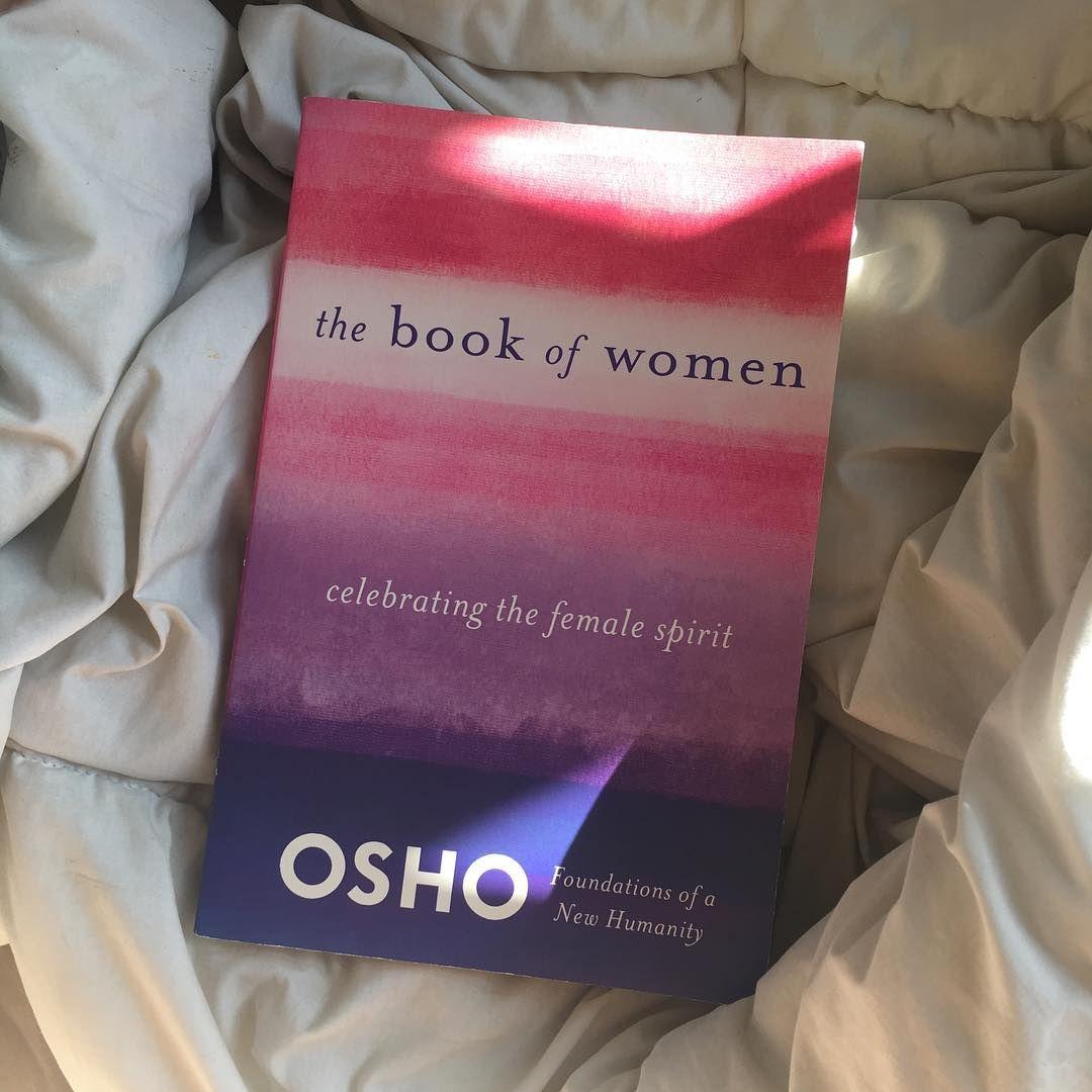 The Book Of Women Osho Feminist Reading Feminism Books Osho