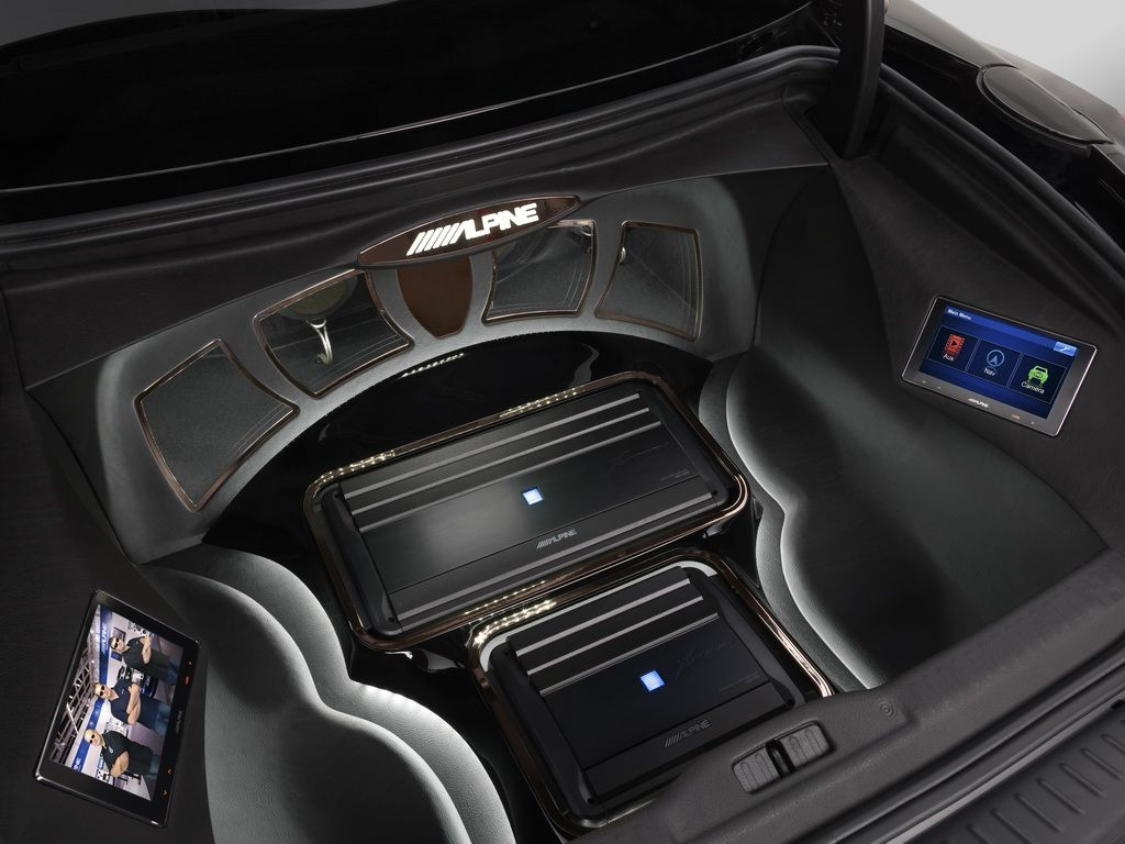 Alpine Europe Peugeot Rcz With Images Car Audio Installation
