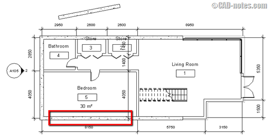 Working With Different Revit View Range In A Floor Plan Floor Plans How To Plan Autocad Revit