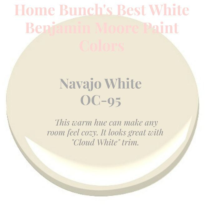 Best Navajo White Cloud White Trim Home Bunch S Best White 400 x 300