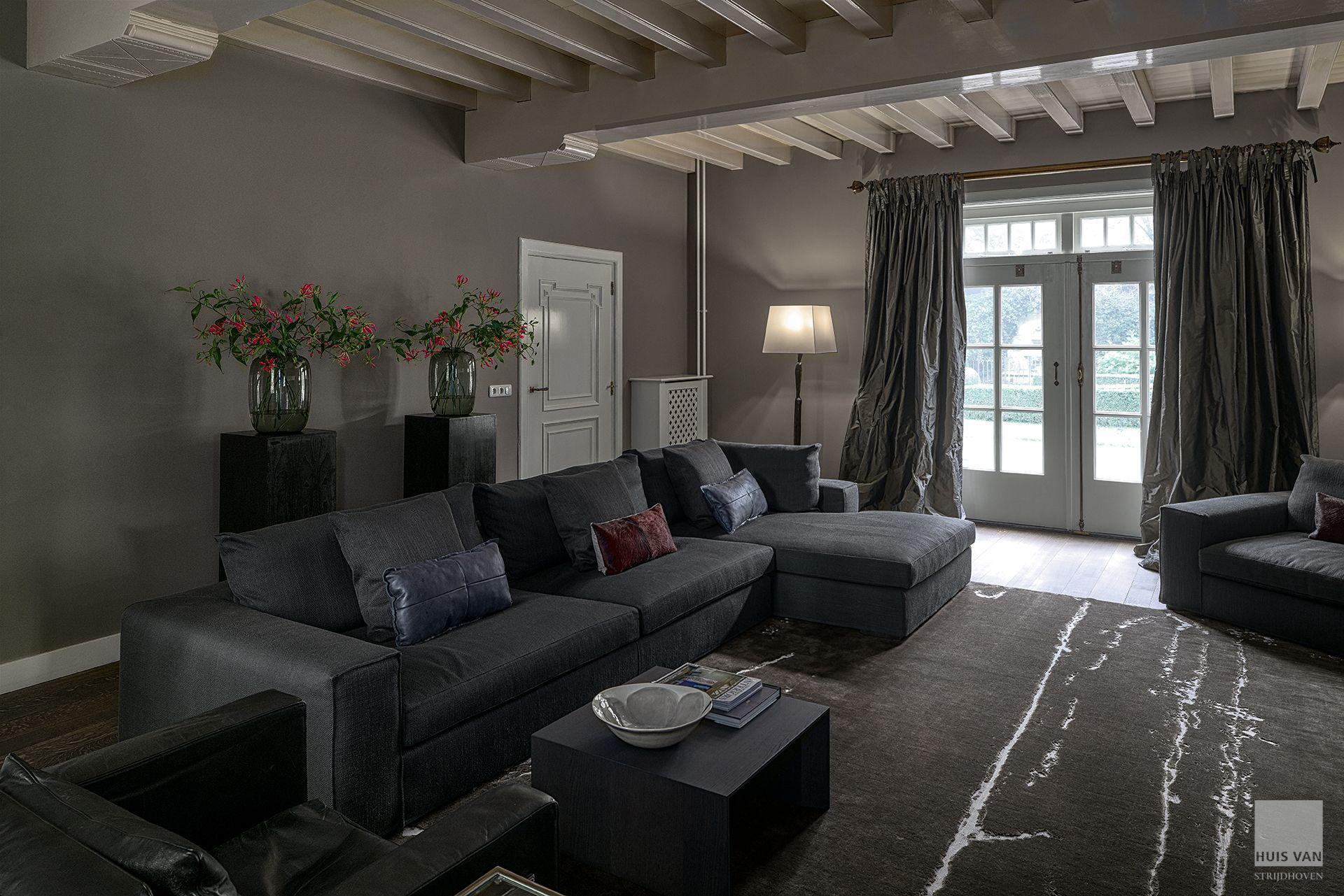 Luxury interiors Villa - Landhuis Interieur particulier landhuis ...