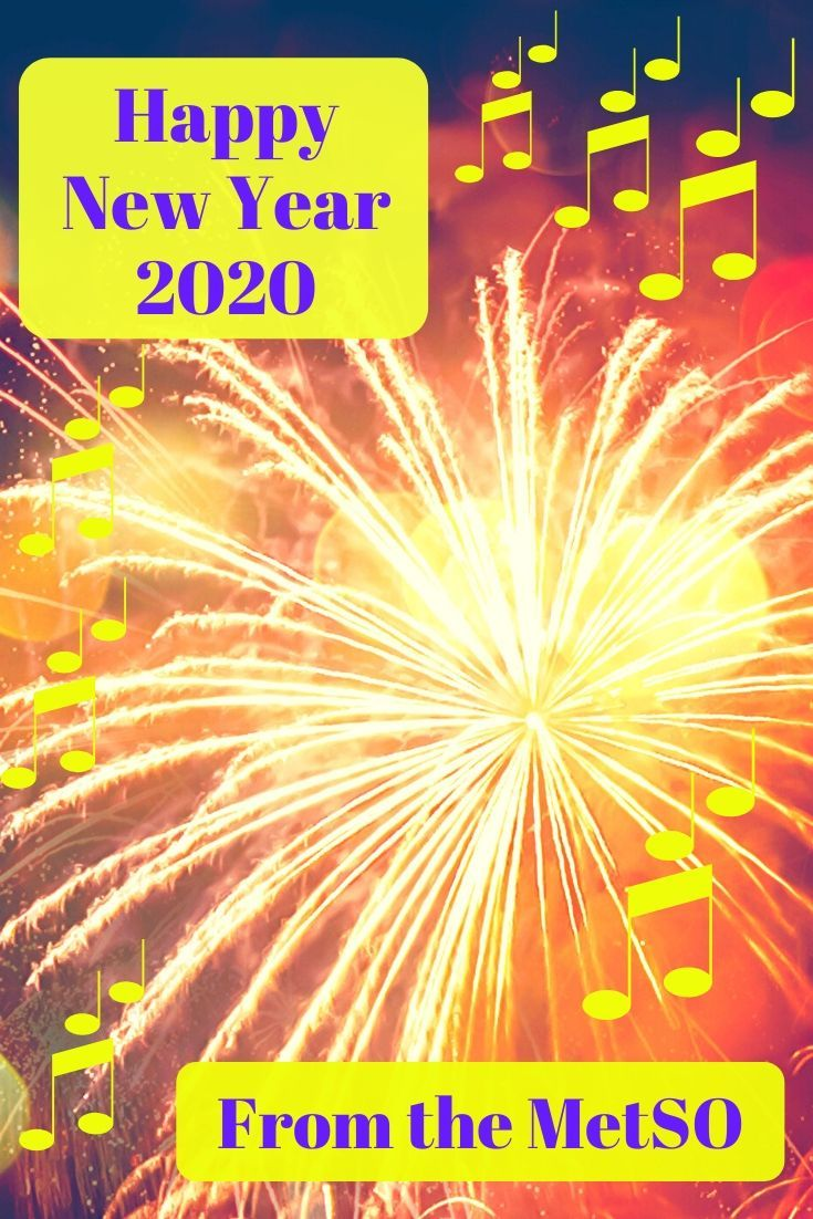 Happy New Year 2020 from the MetSO Musicians, Perth