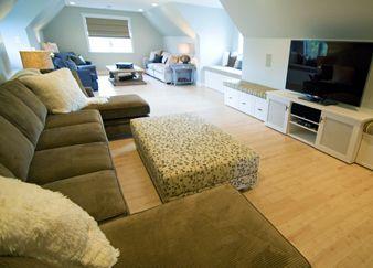 15 unique bonus room ideas and designs for your home - Room Over Garage Design Ideas