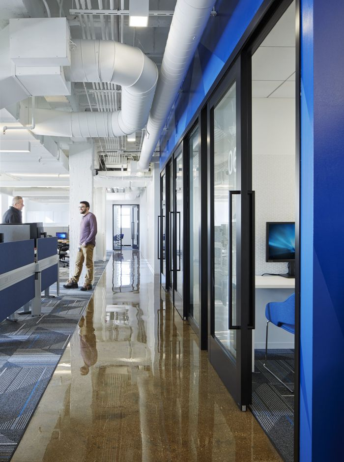 Office Tour Origami Risk Offices Chicago Flooring Pinterest