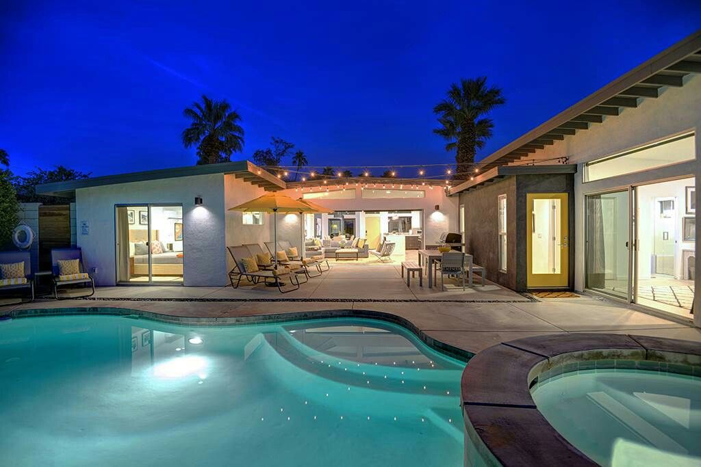 Pin by Derrick Oh on Palm springs midcentury vacation