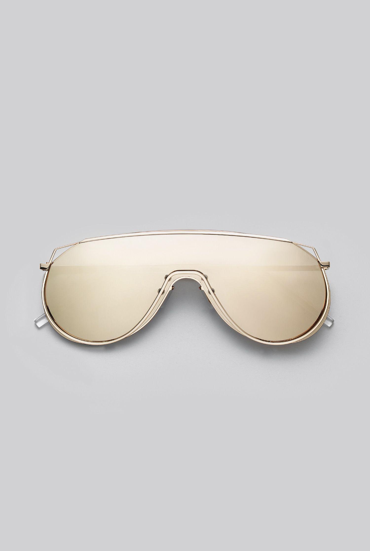 b541146b7e5f GENTLE MONSTER - AFIX 032(14M). AFIX 032(14M)Stainless steel frame in gold
