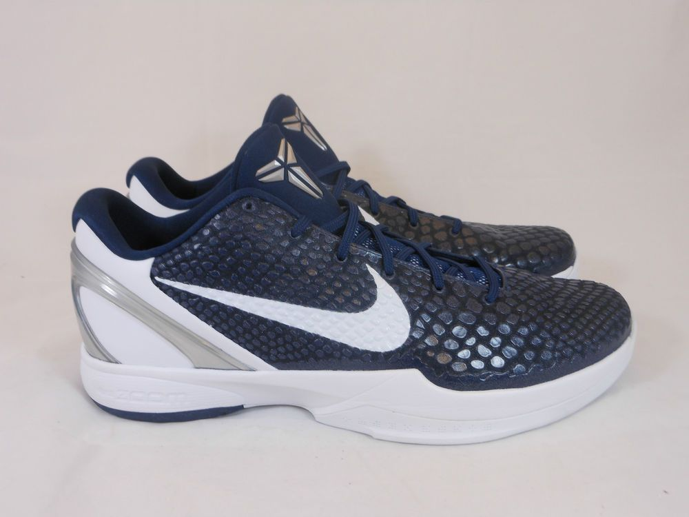 Vtg OG 2011 Nike Zoom Kobe 6 VI System TB sz 17 XVII Olympic Grinch ...