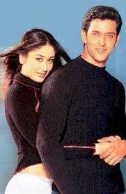 Hrithik Roshan And Kareena Kapoor Bollywood Pictures Hrithik Roshan Bollywood