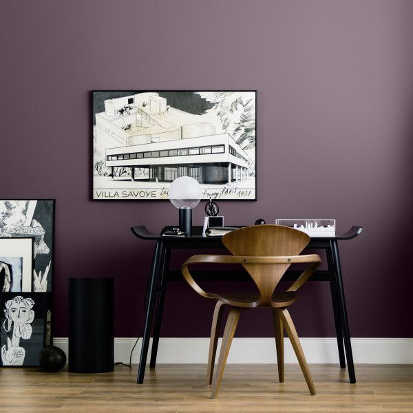 Wandfarbe Architects Finest Canary Wharf Schoner Wohnen Farbe Schoner Wohnen Wandfarbe Globaler Einrichtungsstil