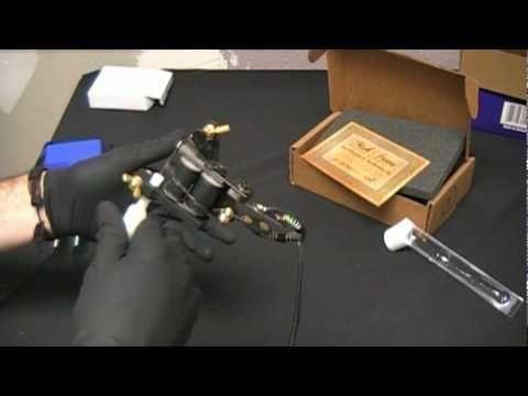Proper Tattoo Machine Needle Tube And Voltage Setup Tattoo Machine Learn To Tattoo Tattoo Tube