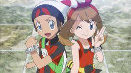Ruby/Yuuki & Sapphire/Haruka (PKMN ORAS)