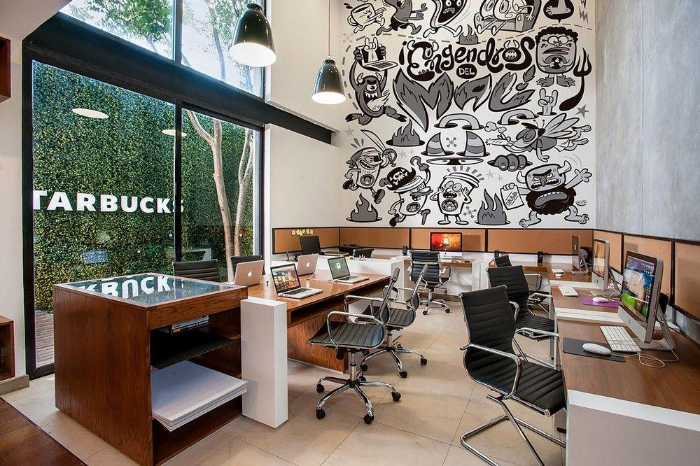 Interior Terbuka Untuk Nuansa Kantor Fresh Interior Desain Interior Desain