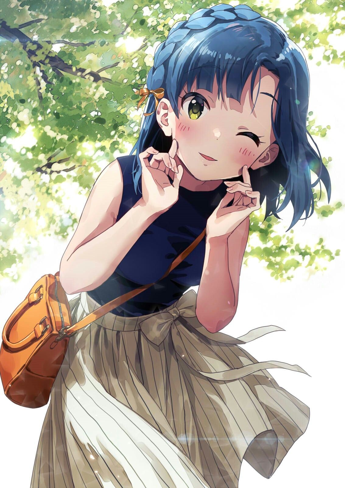 Chicas De Anime Kawaii Mask Ana Google En 2019 Petite