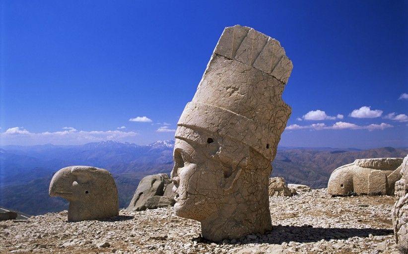Nemrut Dağı – eine archäologische Jahrtausend-Sensation! | WNH-Ajans
